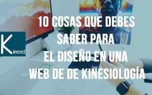 web de kinesiología