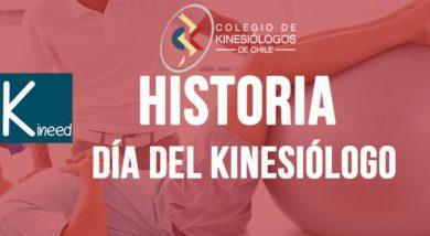 Historia del Kinesiólogo