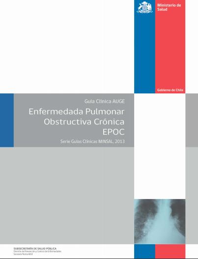 guía clínica EPOC