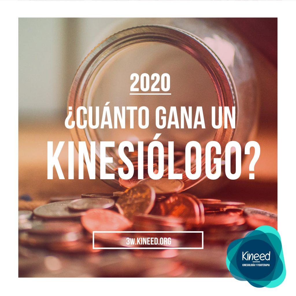 sueldo de kinesiología