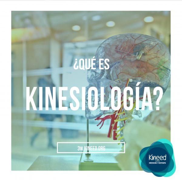 que es kinesiologia