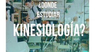 donde estudiar kinesiología