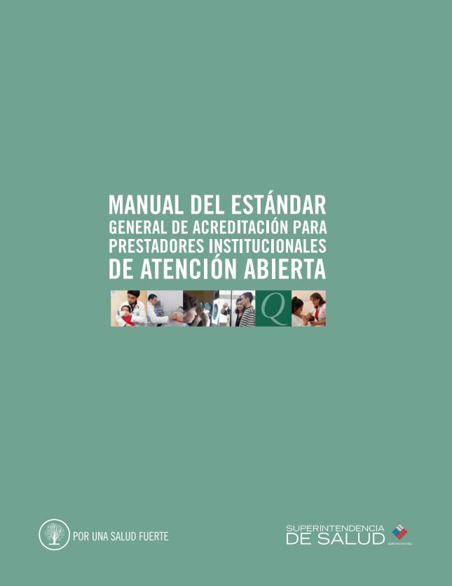 Manual de calidad APS