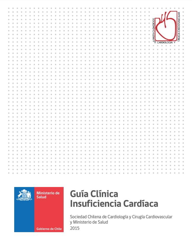 Guía clínica de insuficiencia cardíaca