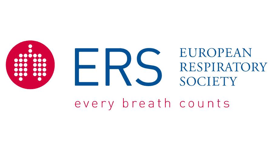 ERS European Respiratory Society (logo)